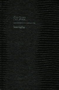 For Jazz (hard cover, signed)