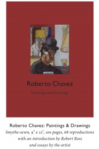 Roberto Chavez: Paintings & Drawings (signed, in slipcase)